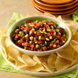 Spicy Black Bean Corn Salsa