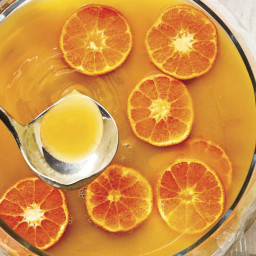 Spicy Bourbon-Citrus Punch Recipe