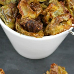 Spicy Brussels Sprout Chips Recipe