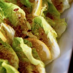 Spicy Caesar Little Gems Recipe