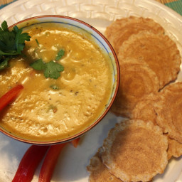 Spicy Cajun Pumpkin Soup