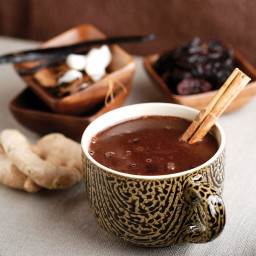 Spicy Chai Hot Chocolate