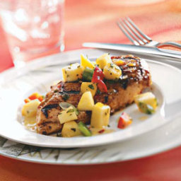 peach+chicken+breast recipes | BigOven