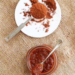 Spicy Chocolate BBQ Sauce