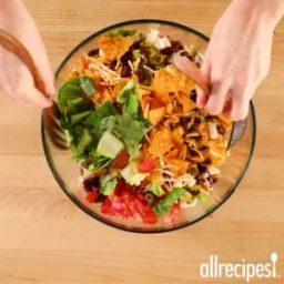 Spicy Dorito® Taco Salad