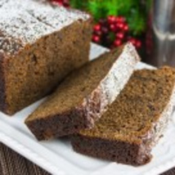 Spicy Gingerbread Loaf