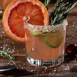 Spicy Grapefruit Cocktail