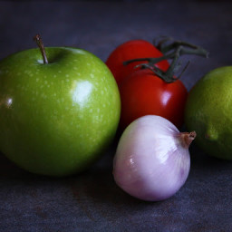 Spicy Green Apple Salad (ยำแอบเปิ้ล)