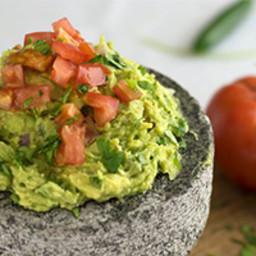 Spicy Jalapeno Guacamole Recipe