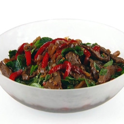 Spicy Mint Beef