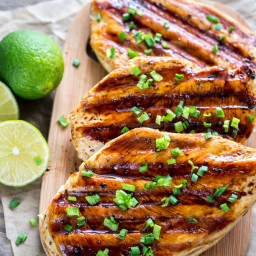 Spicy Paprika Lime Chicken