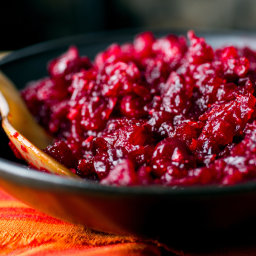 Spicy Red Pepper Cranberry Relish