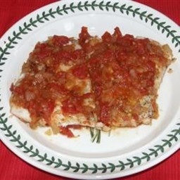 Spicy Red Snapper Recipe