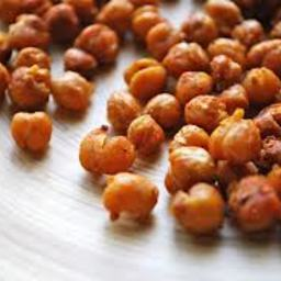 Spicy Roasted Chickpea