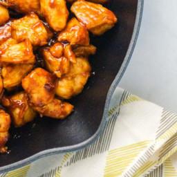 Spicy Skillet Hoisin Chicken