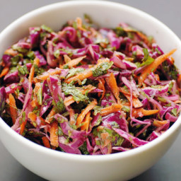 Spicy Slaw