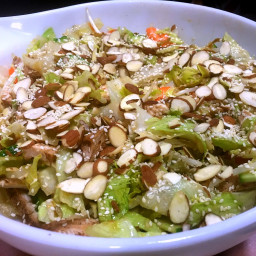 Spicy Soy Chicken Salad