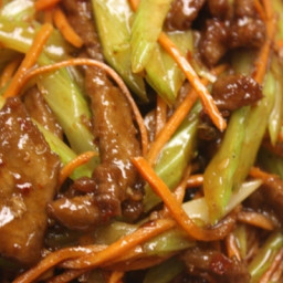 Spicy Szechuan Beef Recipe