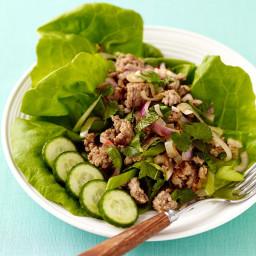 Spicy Thai Pork Salad