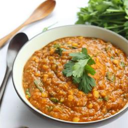 Spicy Tomato Dal