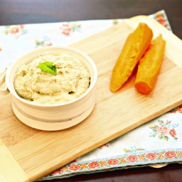 Spicy Vegan Artichoke Dip Recipe