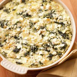 Spinach and Feta Casserole