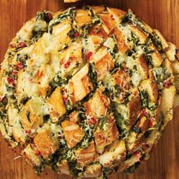 Spinach-Artichoke Pull-Apart Bread