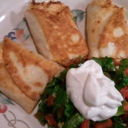Spinach Salsa