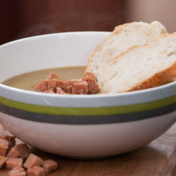 Split Pea and Smoked Ham Soup