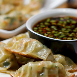 Spring Vegetable Potstickers Recipe by Tasty