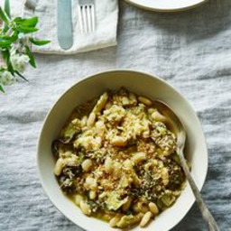 Spring Vegetarian Cassoulet