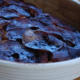 Squash Apple Bake~