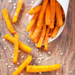 Squash Fries