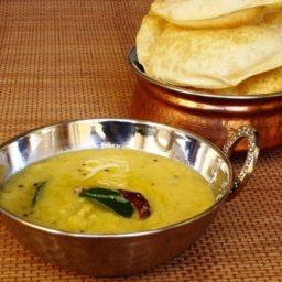 Sri Lanka Parippu (Lentil Curry)