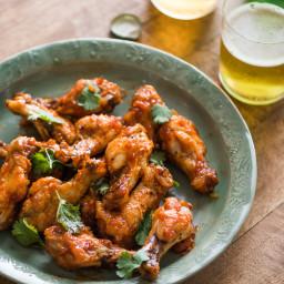 Sriracha Chicken Wings Recipe