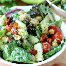 Sriracha Ranch Salad