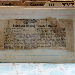 Standard Baking Powder Biscuit