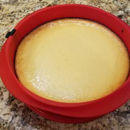 Standard Plain Cheesecake