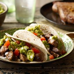 Steak Carne Asada Tacos