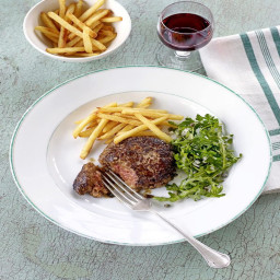 Steak Haché a la Pierre Koffmann
