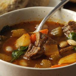 Steak-n-Vegetable Soup Recipe