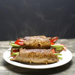 Steak Rolls