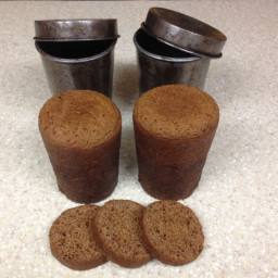 Boston Brown Bread /Steamed