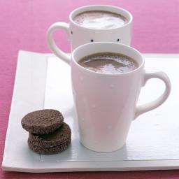 Steamy Hot Chocolate