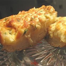 Stef's Super Cheesy Garlic Bread