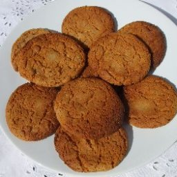 Stem Ginger And Ginseng Cookies