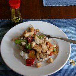 Steve's Chicken Stir-Fry