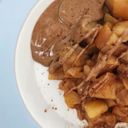 Stewed Apples with Warming Spices