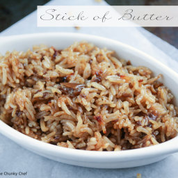 Stick of Butter Rice
