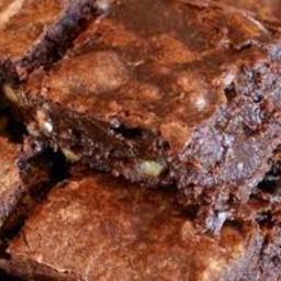 Sticky Chocolate Brownies